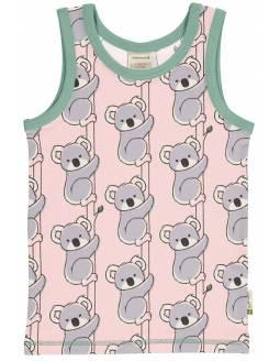 Camiseta Tirantes Orgánica MAXOMORRA - Koala