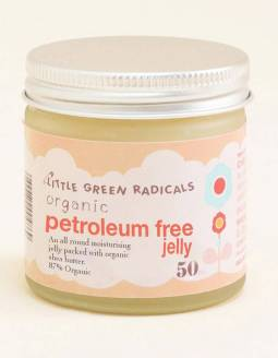 Vaselina orgánica LITTLE GREEN RADICALS - Jelly Petroleum Free