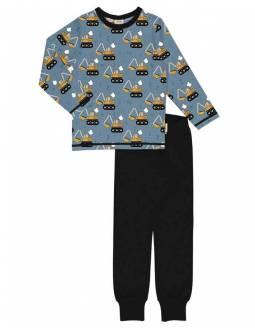 Pijama Orgánico MEYADEY - Excavadoras