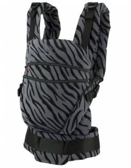 Mochila Portabebés MANDUCA XT Edición Limitada - Zebra