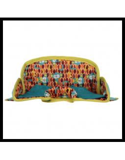 Protector para asiento de coche POP IN - Monos