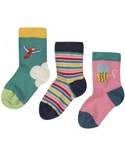 pack-calcetines-bebe-algodon-organico-frugi-abeja