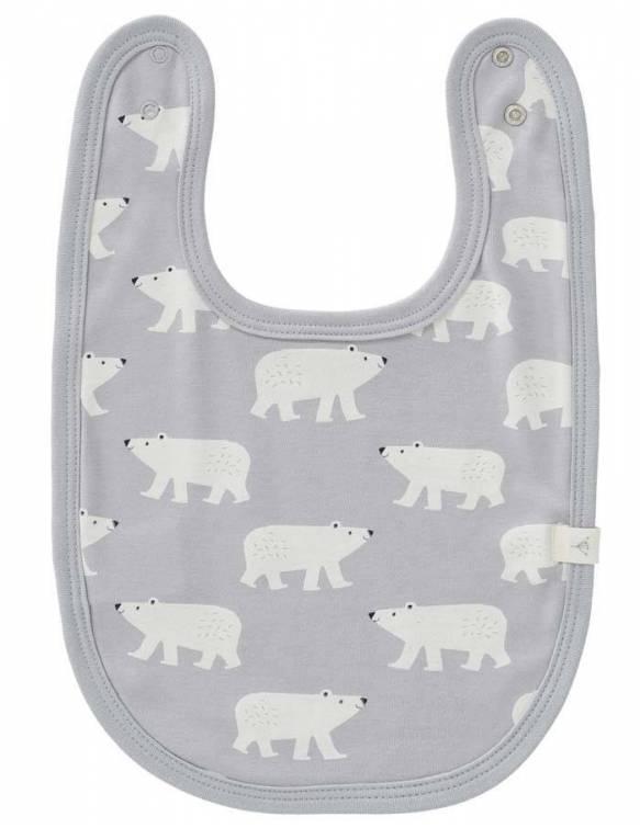 babero-bebe-algodon-organico-fresk-oso-polar