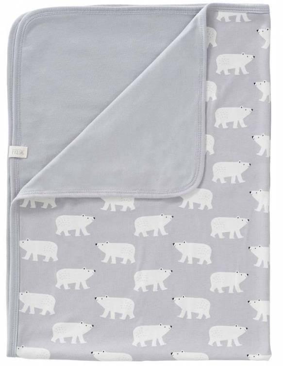 manta-bebe-algodon-organico-fresk-oso-polar