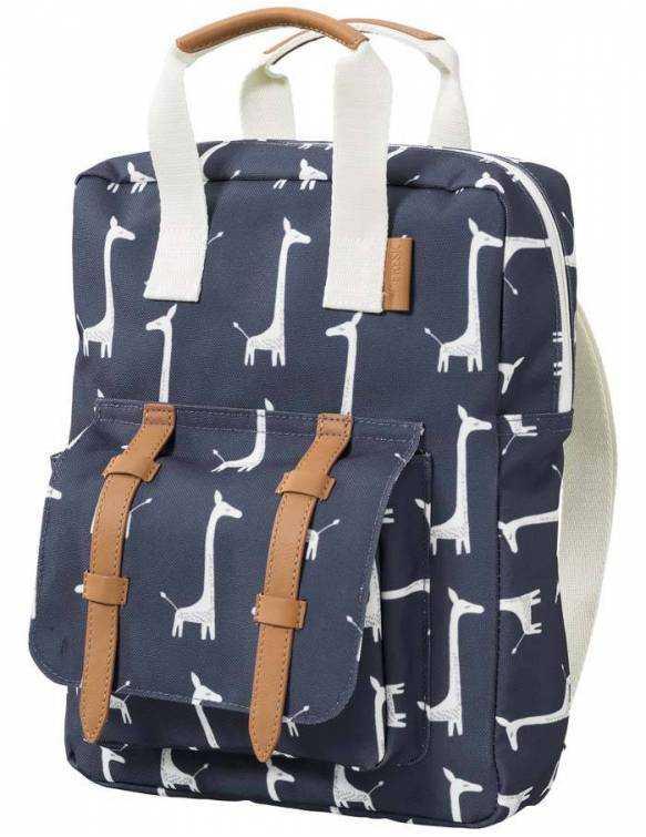 mini-mochila-preescolar-reciclada-fresk-jirafa-lado
