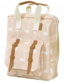 mini-mochila-preescolar-reciclada-fresk-cisne-lado