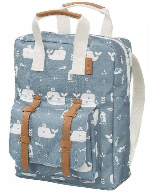 mini-mochila-preescolar-reciclada-fresk-ballena-azul-lado