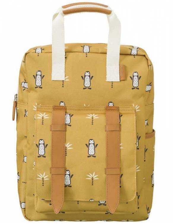 mochila-infantil-colegio-reciclada-fresk-pinguino