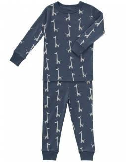 Pijama Dos Piezas Algodón Orgánico FRESK - Jirafa