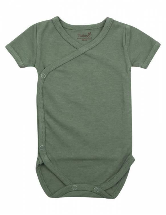 body-bebe-recien-nacido-bambu-timboo-aspen-green