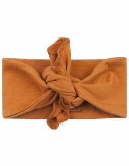 Cinta Cabeza Recién Nacido Bambú TIMBOO - Inca Rust