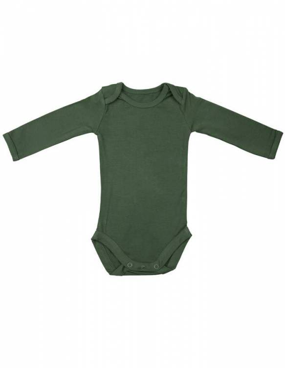 body-bebe-manga-larga-bambu-timboo-aspen-green