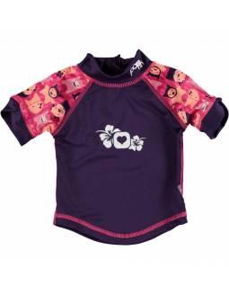 """Camiseta POP IN con filtro solar UPF50 """"Monster Edie"""""""