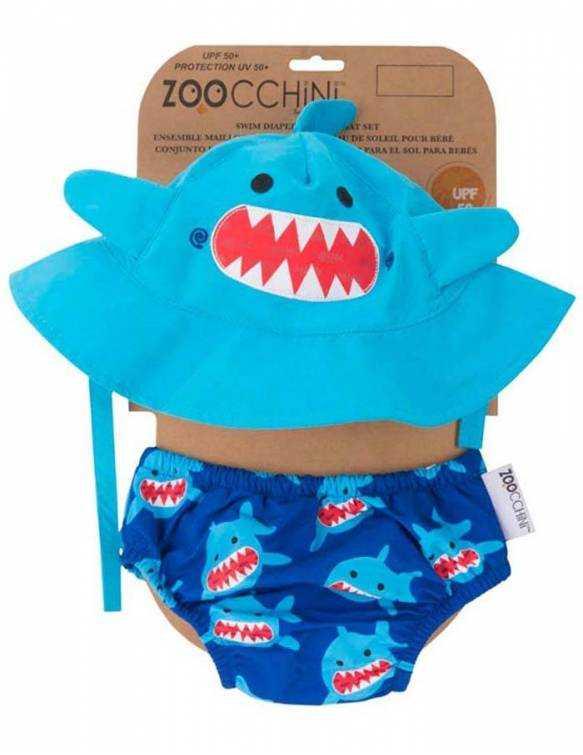 banador-panal-gorro-upf50-zoocchini-tiburon