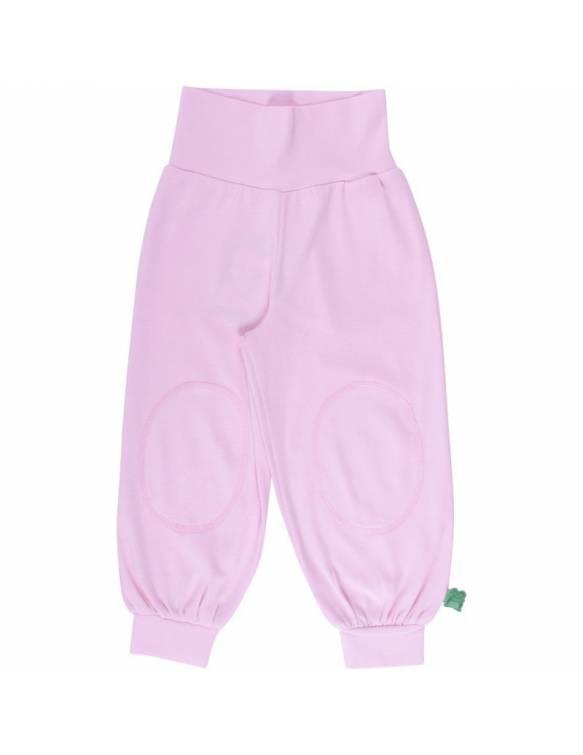 """Pantalón de algodón orgánico """"Rosa Pastel"""""""