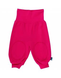 """Pantalón FRED's WORLD de algodón orgánico """"Básico Rojo"""""""