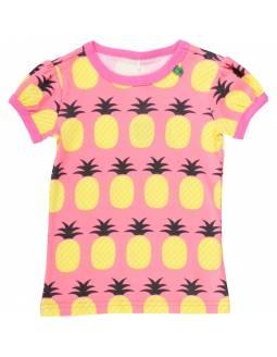"""Camiseta FRED's WORLD de algodón orgánico """"Piña"""""""