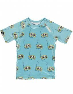 Camiseta Manga Corta Protección Solar UPF50 - Dive Deep