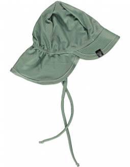 gorro-bebe-proteccion-solar-upf50-beach-bandits-basil-ribbed