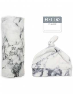 conjunto-muselina-bambu-gorro-lulujo-marmol