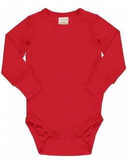 body-maxomorra-algodon-organico-basico-ruby