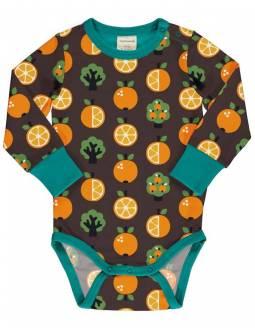 body-maxomorra-algodon-organico-le-petit-baobab-naranjas