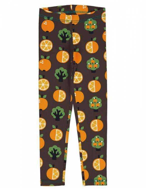 leggins-maxomorra-algodon-organico-le-petit-baobab-naranjas