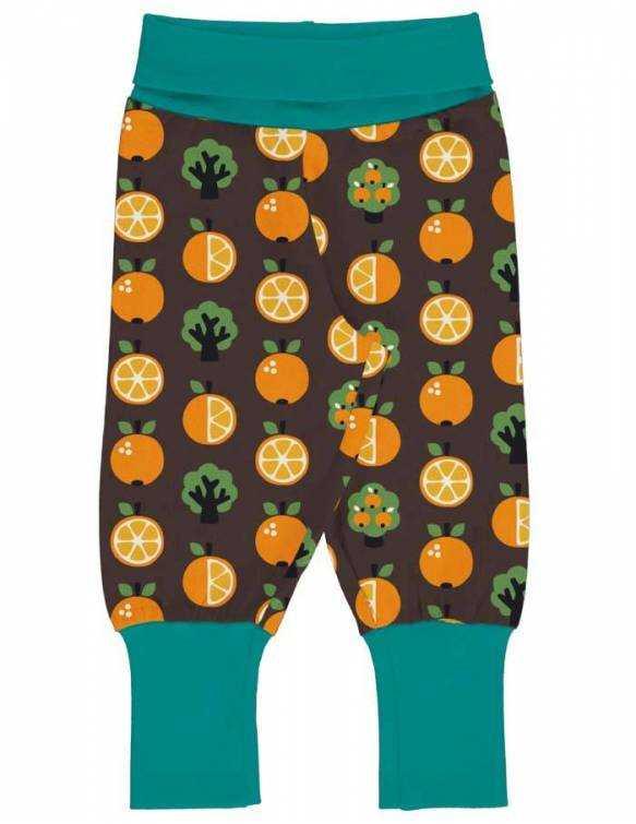 pantalon-maxomorra-algodon-organico-le-petit-baobab-naranjas