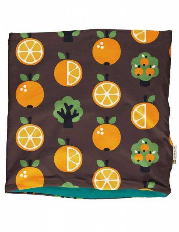 bufanda-maxomorra-algodon-organico-le-petit-baobab-naranjas