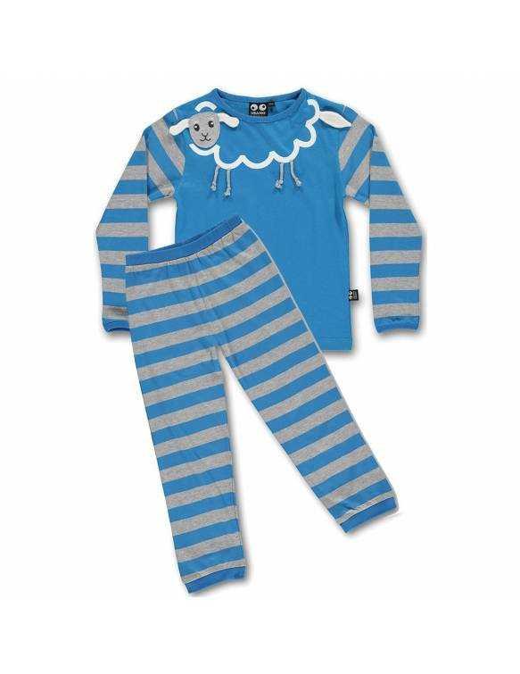 Pijama UBANG de algodón orgánico (3 años) - Ovejita