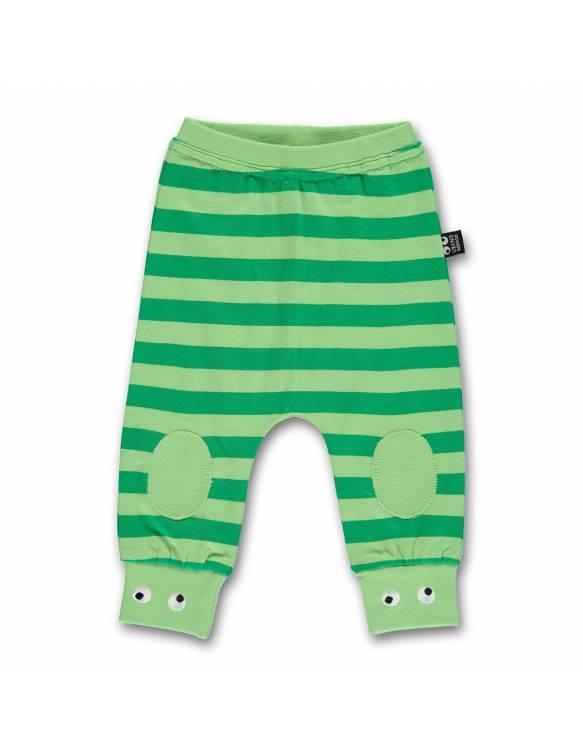 """Pantalón UBANG de algodón orgánico \\""""Ojos Verde\\"""""""