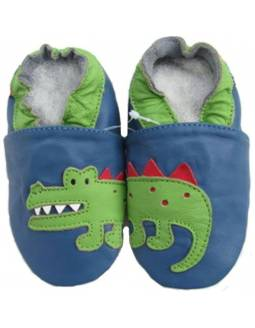 "Zapatos de gateo ecológicos ""Velero"""