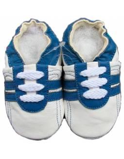 """Zapatos de gateo ecológicos """"Sport Azul"""""""