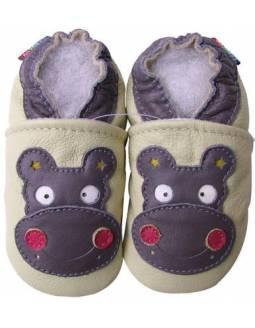 """Zapatos de gateo ecológicos """"Hipopótamo"""""""