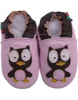 """Zapatos de gateo ecológicos """"Búho"""""""