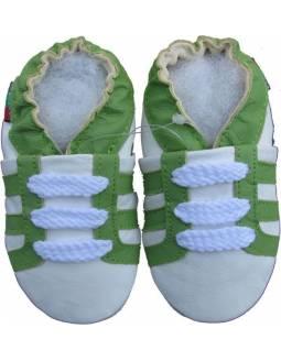 """Zapatos de gateo ecológicos """"Sport Verde"""""""