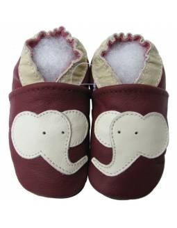 """Zapatos de gateo ecológicos """"Elefante"""""""