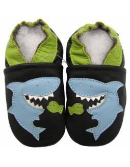 """Zapatos de gateo ecológicos """"Tiburón"""""""