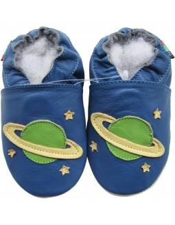 """Zapatos de gateo ecológicos """"Planetas"""""""