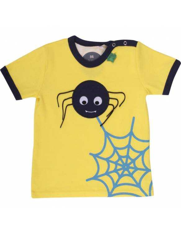 "Camiseta FRED's WORLD de algodón orgánico ""Spider"""
