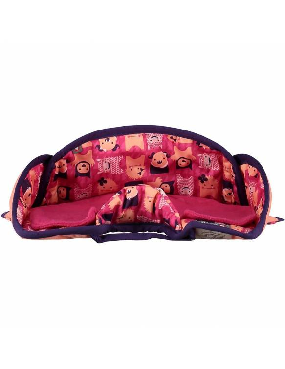 Protector para asiento de coche POP IN - Monster Edie