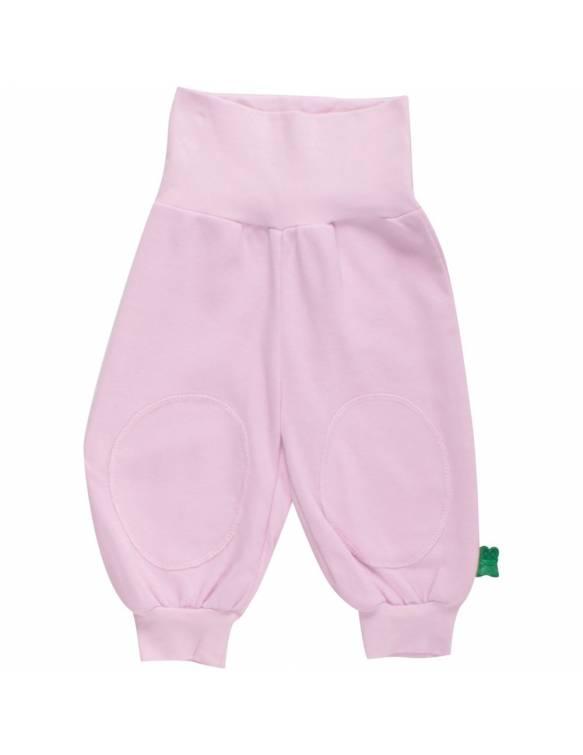 Pantalón FRED'S WORLD de algodón orgánico - Básico Blush