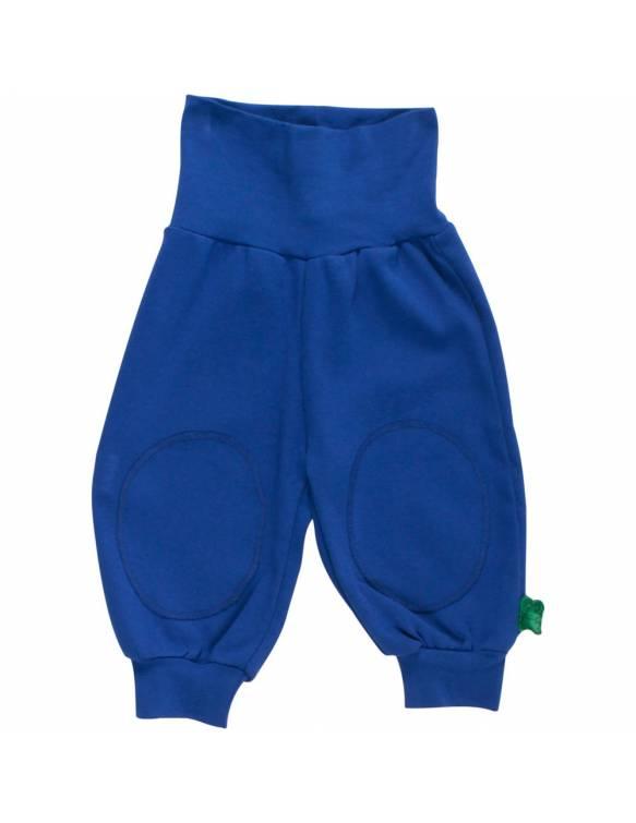 Pantalón FRED'S WORLD de algodón orgánico - Básico Azul