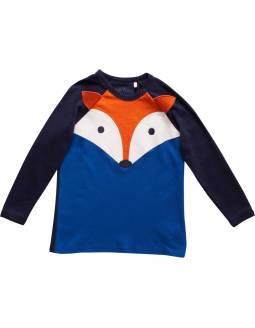 Camiseta FRED'S WORLD de algodón orgánico - Zorro