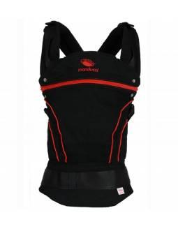 portabebes-mochila-manduca-blackline-roja