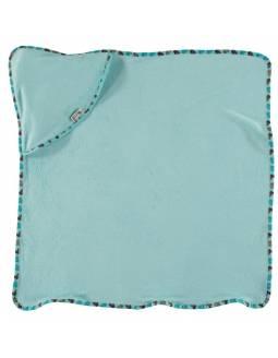 capa-de-bano-pop-in-con-capucha-tortuga-azul