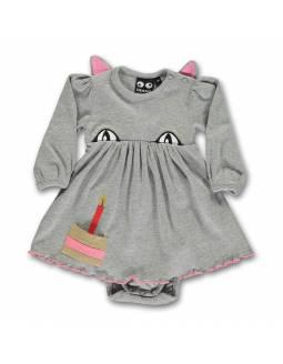 vestido-body-bebe-ubang-de-algodon-organico-gato