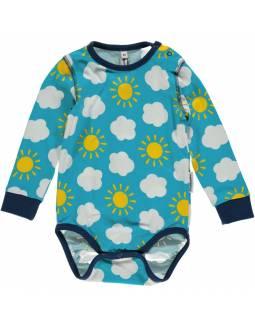 body-bebe-algodon-organico-maxomorra-en-las-nubes