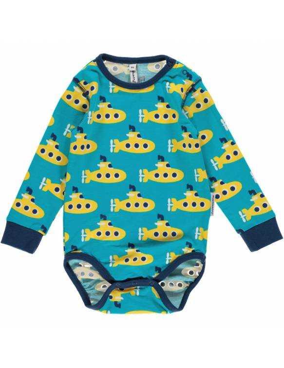 body-bebe-algodon-organico-maxomorra-submarino