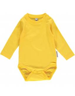 body-bebe-basico-algodon-organico-maxomorra-amarillo
